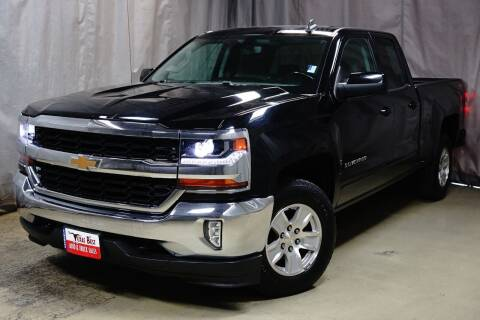 2016 Chevrolet Silverado 1500 for sale at Fincher's Texas Best Auto & Truck Sales in Houston TX