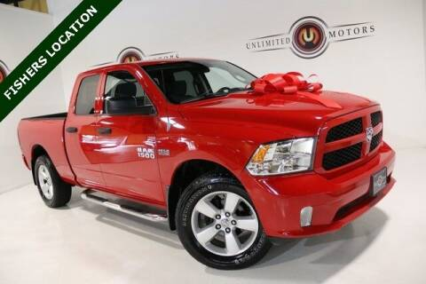 2014 RAM Ram Pickup 1500 for sale at Unlimited Motors in Fishers IN