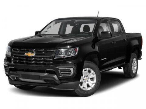 2022 Chevrolet Colorado for sale at Suburban Chevrolet in Claremore OK