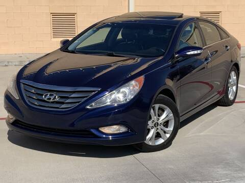 2011 Hyundai Sonata for sale at Executive Motor Group in Houston TX