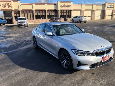 2020 BMW 3 Series for sale at ASSOCIATED SALES & LEASING in Marshfield WI