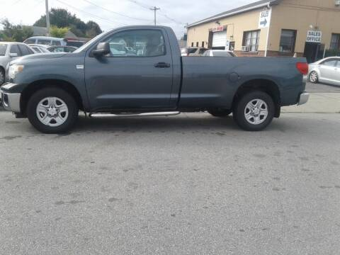 2008 Toyota Tundra for sale at Nelsons Auto Specialists in New Bedford MA