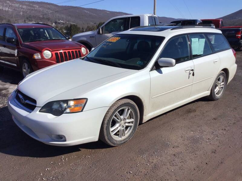 2005 Subaru Legacy for sale at Troys Auto Sales in Dornsife PA