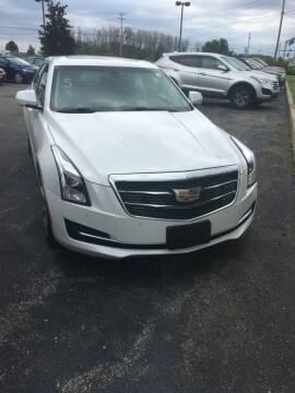 2016 Cadillac ATS for sale at Hamburg Motors in Hamburg NY