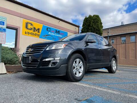 2014 Chevrolet Traverse for sale at Car Mart Auto Center II, LLC in Allentown PA