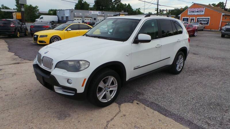 2010 BMW X5 for sale at Unlimited Auto Sales in Upper Marlboro MD