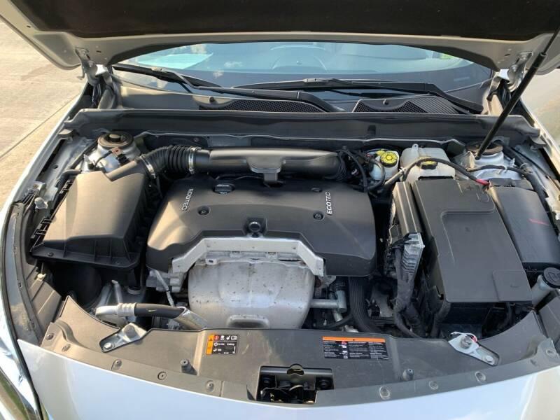 2016 Chevrolet Malibu Limited LTZ 4dr Sedan - East Peoria IL