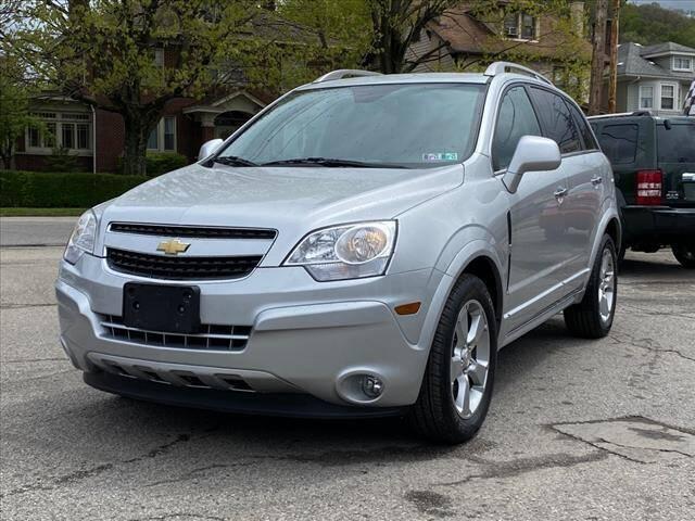 2014 Chevrolet Captiva Sport for sale at Advantage Auto Sales in Wheeling WV