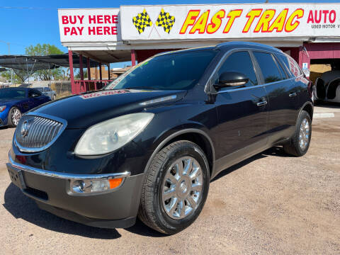 2012 Buick Enclave for sale at Fast Trac Auto Sales in Phoenix AZ