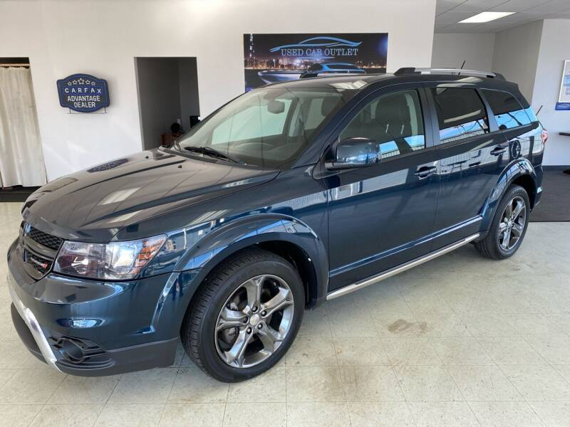 2014 Dodge Journey for sale at Used Car Outlet in Bloomington IL