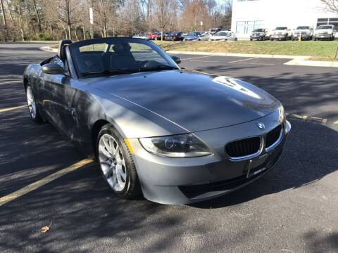 2007 BMW Z4 for sale at Dotcom Auto in Chantilly VA