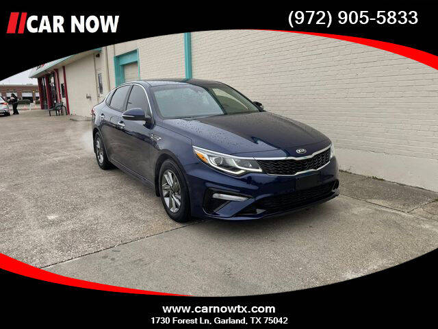 2019 Kia Optima for sale at Car Now in Dallas TX