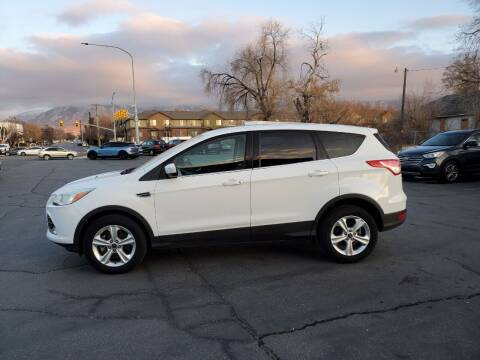2013 Ford Escape for sale at UTAH AUTO EXCHANGE INC in Midvale UT