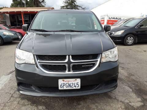 2011 Dodge Grand Caravan for sale at Goleta Motors in Goleta CA