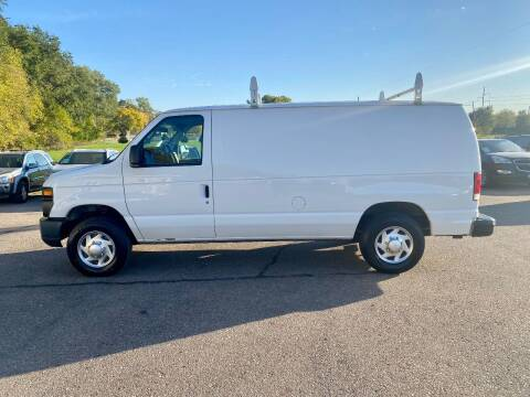 2013 Ford E-Series Cargo for sale at Iowa Auto Sales, Inc in Sioux City IA