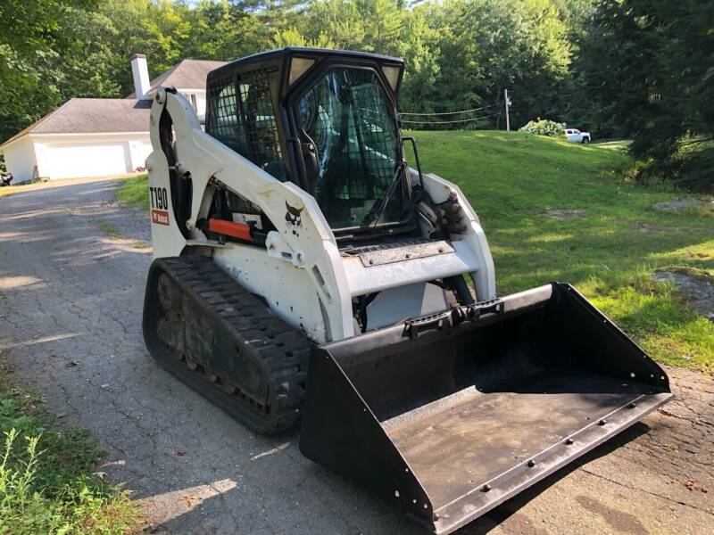 2007 Bobcat T190  for sale at Amherst Street Auto in Manchester NH