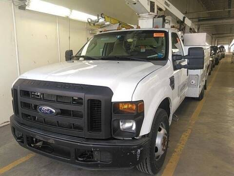 2008 Ford F-350 Super Duty for sale at Broadway Garage of Columbia County Inc. in Hudson NY
