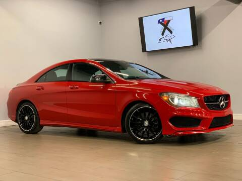 2016 Mercedes-Benz CLA for sale at TX Auto Group in Houston TX