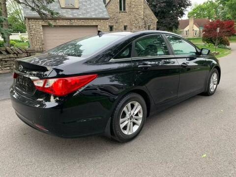 2013 Hyundai Sonata for sale at Via Roma Auto Sales in Columbus OH
