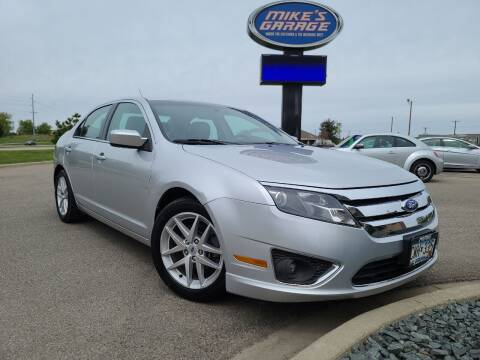 2012 Ford Fusion for sale at Monkey Motors in Faribault MN