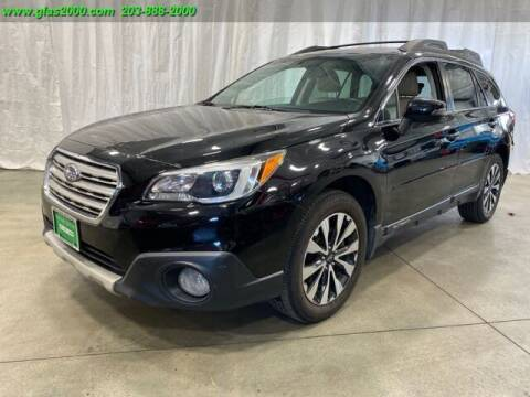 2015 Subaru Outback for sale at Green Light Auto Sales LLC in Bethany CT