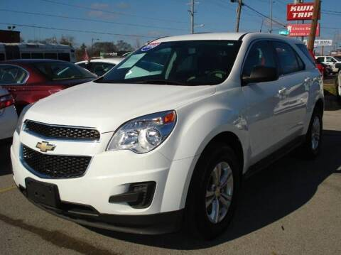 2010 Chevrolet Equinox for sale at A & A IMPORTS OF TN in Madison TN