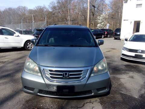 2010 Honda Odyssey for sale at Balic Autos Inc in Lanham MD