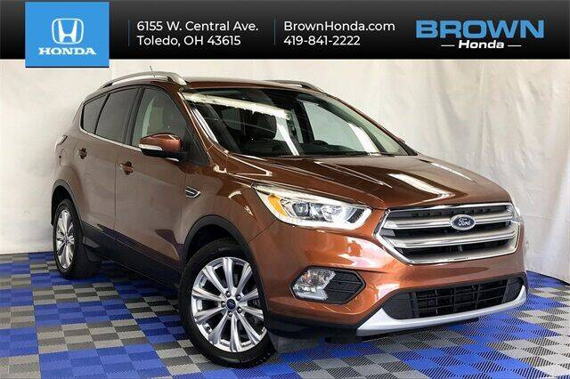 2017 Ford Escape for sale in Toledo, OH