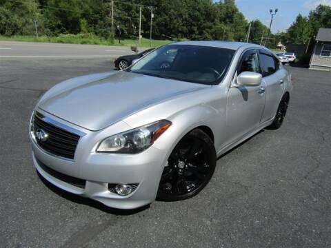2012 Infiniti M37 for sale at Guarantee Automaxx in Stafford VA