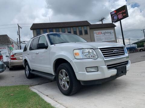 2009 Ford Explorer for sale at Big E's Auto Group LC in Marion TX