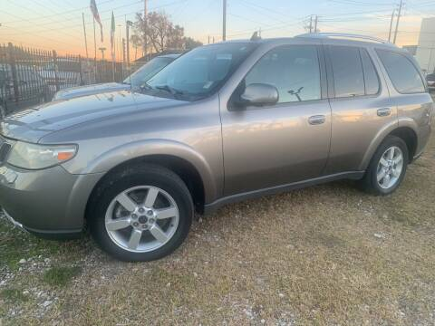 2006 Saab 9-7X for sale at FAIR DEAL AUTO SALES INC in Houston TX