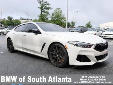 2021 BMW 8 Series for sale at Carol Benner @ BMW of South Atlanta in Union City GA