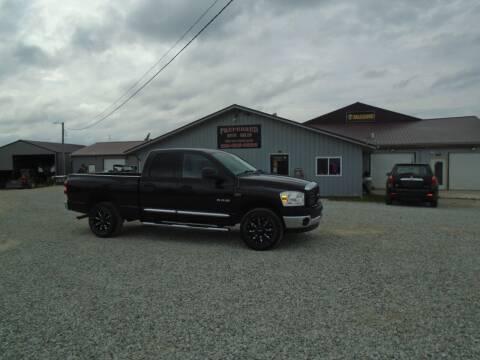 2008 Dodge Ram Pickup 1500 for sale at PREFERRED AUTO SALES in Lockridge IA