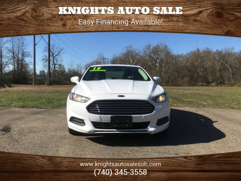 2013 Ford Fusion Hybrid for sale at Knights Auto Sale in Newark OH