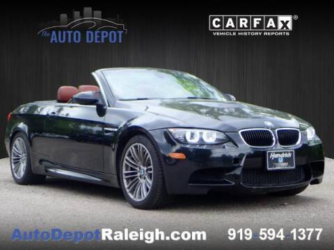 2011 BMW M3 for sale at The Auto Depot in Raleigh NC