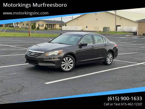 2011 Honda Accord for sale at Motorkings Murfreesboro in Murfreesboro TN