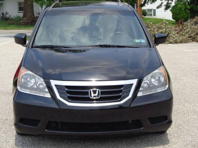2010 Honda Odyssey for sale at MAIN STREET MOTORS in Norristown PA