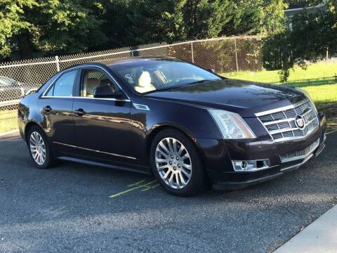2010 Cadillac CTS for sale at Twins Motors in Charlotte NC