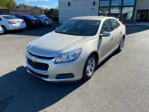 2015 Chevrolet Malibu for sale at MAGIC AUTO SALES in Little Ferry NJ
