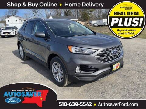 2021 Ford Edge for sale at Autosaver Ford in Comstock NY