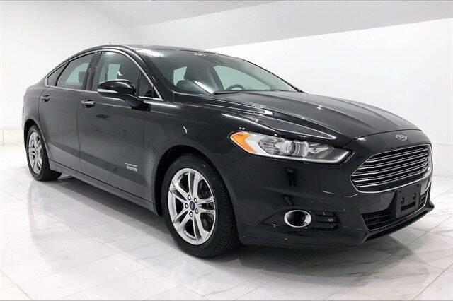 2016 Ford Fusion Energi for sale in Stafford, VA