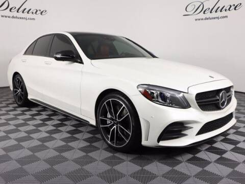 2020 Mercedes-Benz C-Class for sale at DeluxeNJ.com in Linden NJ