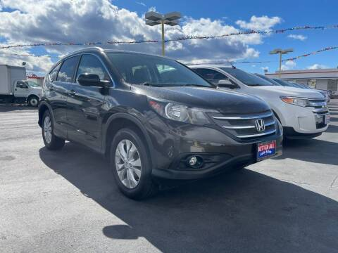 2013 Honda CR-V for sale at Better All Auto Sales in Yakima WA