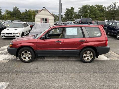 2004 Subaru Forester for sale at FUELIN FINE AUTO SALES INC in Saylorsburg PA