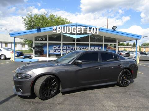 2018 Dodge Charger for sale at THE BUDGET LOT in Detroit MI