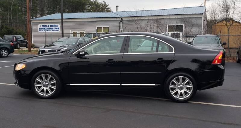 2010 Volvo S80 for sale at Healey Auto in Rochester NH