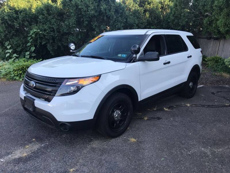 2015 Ford Explorer for sale at Elwan Motors in West Long Branch NJ