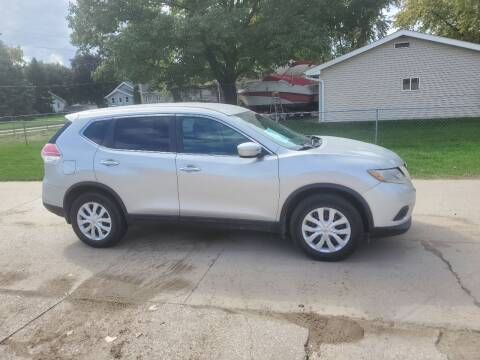 2015 Nissan Rogue for sale at RIVERSIDE AUTO SALES in Sioux City IA