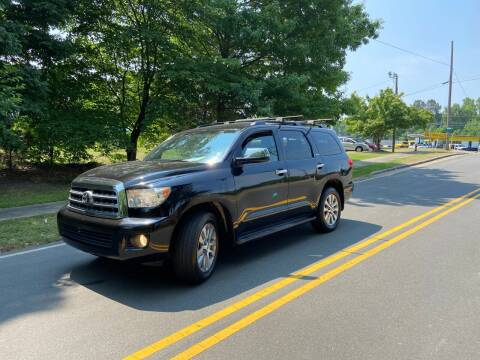 2011 Toyota Sequoia for sale at THE AUTO FINDERS in Durham NC