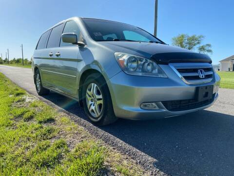 2007 Honda Odyssey for sale at Nice Cars in Pleasant Hill MO